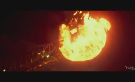 Ghost Rider Spirit of Vengeance Clip: Nicolas Cage's Demolition