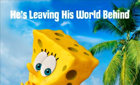 The SpongeBob Movie: Sponge Out of Water Poster Revealed!