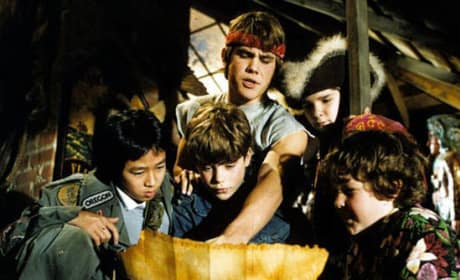 Talk of a Goonies Sequel Heats Up