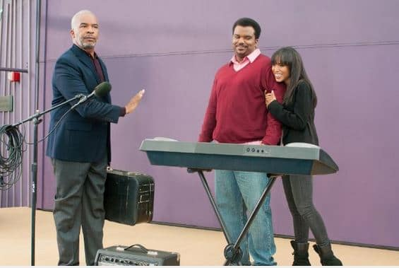 Kerry Washington Craig Robinson David Alan Grier Peeples