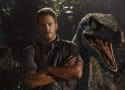 Jurassic World Photo: Meet Chris Pratt's Vicious Friend