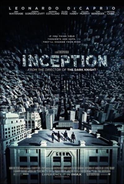 Inception Alternate Poster