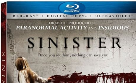 Sinister DVD Review: Ethan Hawke Takes on Horror