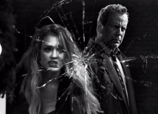 Sin City: A Dame to Kill For Jessica Alba Bruce Willis