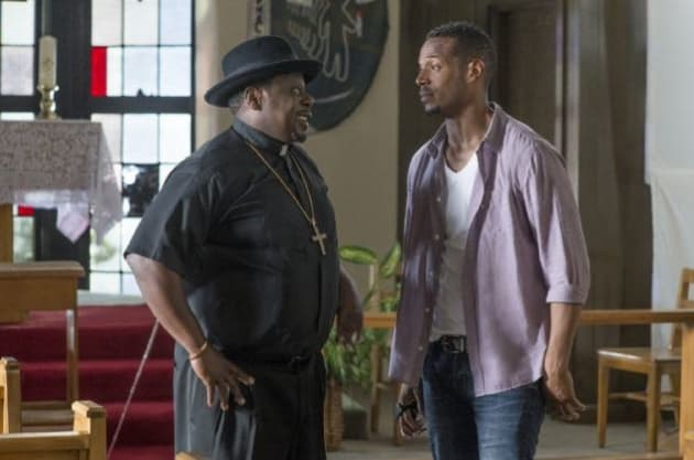 A Haunted House 2 Cedric the Entertainer Marlon Wayans