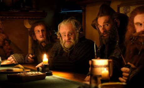 The Hobbit Gets a New Clip: The Dwarves Sing Misty Mountains