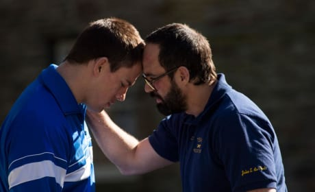 Foxcatcher Mark Ruffalo Channing Tatum