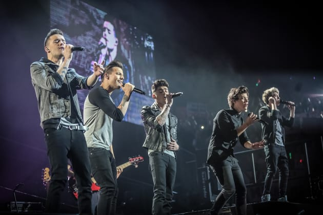 One Direction: This is Us Concert Pic