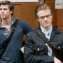 Lucas Till Liam Hemsworth Paranoia