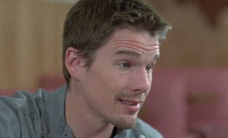 Ethan Hawke Making of Boyhood