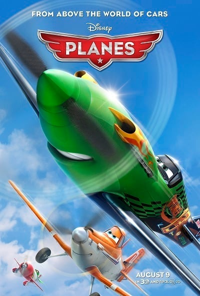 Planes Movie Poster