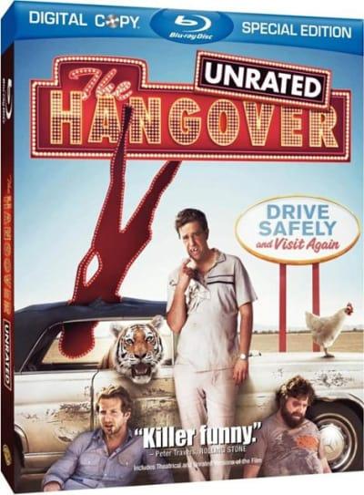 The Hangover Blu-ray