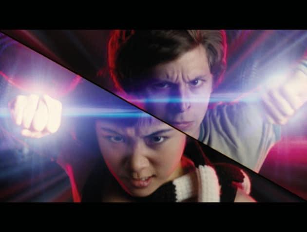 Split Screen Fight