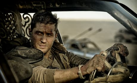 "Mad Max Fury Road: Tom Hardy Talks Tackling Role ""Synonymous"" With Mel Gibson"