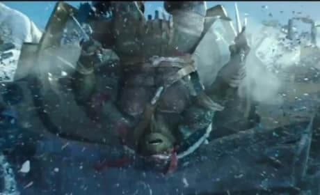 Teenage Mutant Ninja Turtles TV Spot: You Fight As Brothers