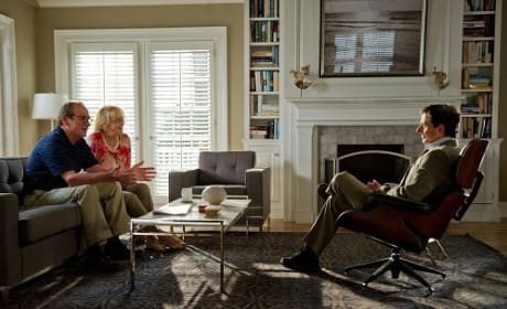 Steve Carell, Meryl Streep and Tommy Lee Jones in Hope Springs