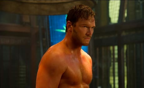 Chris Pratt Guardians of the Galaxy Photo