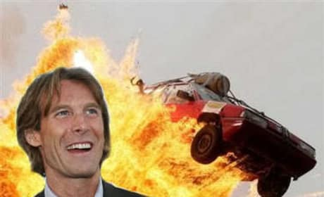 Michael Bay to Blow Up Chicago and Moscow, Adds Plot to Transformers 3