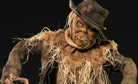 Goosebumps Scarecrow Photo