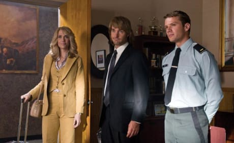 First Images from MacGruber!