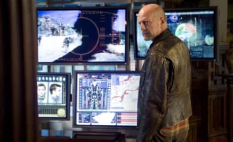 First Look: Bruce Willis in The Surrogates