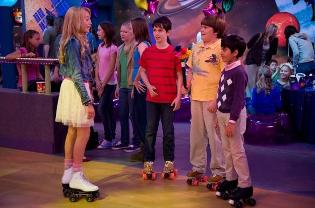 Meeting Girls at the Roller Rink