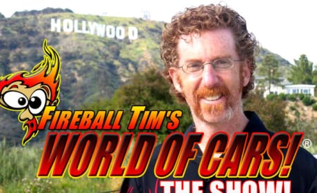 EXCLUSIVE: Fireball Tim Talks Movies, Car, Hollywood Garage