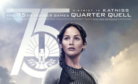 The Hunger Games Catching Fire: Katniss & Peeta Wetsuit Uniforms