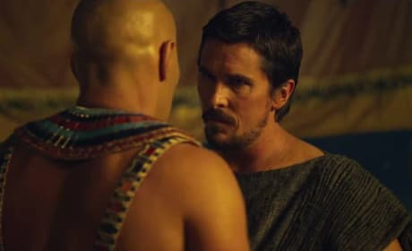 Exodus Gods and Kings Christian Bale Joel Edgerton