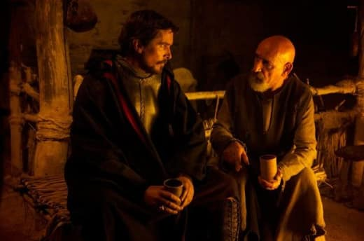 Christian Bale Ben Kinsley Exodus: Gods and Kings