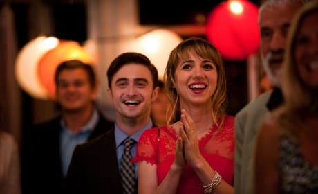 Zoe Kazan Daniel Radcliffe Stars What If