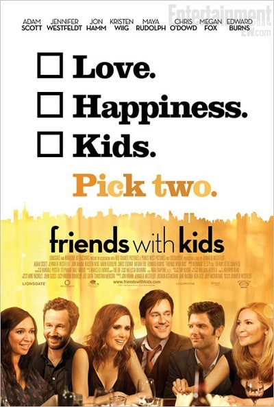 Friends with Kids Poster 2