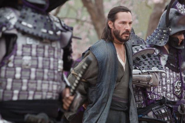 Keanu Reeves Stars in 47 Ronin