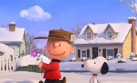 The Peanuts Movie Snoopy Charlie Brown