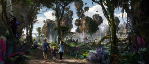 Avatar Disney's Animal Kingdom