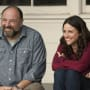 Julia Louis-Dreyfuss James Gandolfini Enough Said
