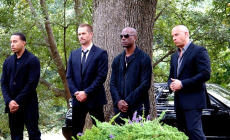 Fast and Furious 7 Vin Diesel Paul Walker Tyrese Gibson