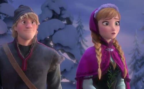 Frozen Kristen Bell Jonathan Groff