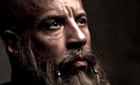 The Last Witch Hunter: Vin Diesel Shares First Photo!