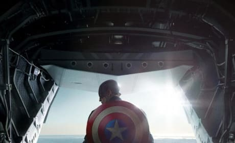 Captain America: The Winter Soldier Poster Takes Flight