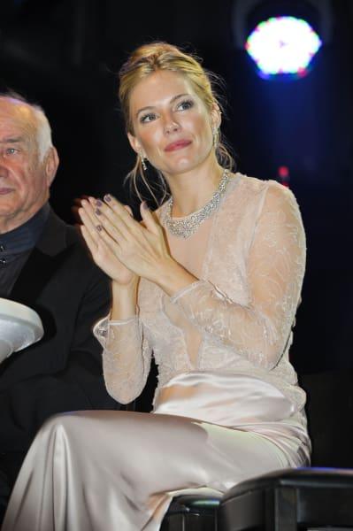 Sienna Miller Gala Photo