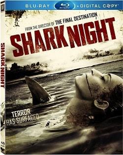 Shark Night 3D Blu-Ray