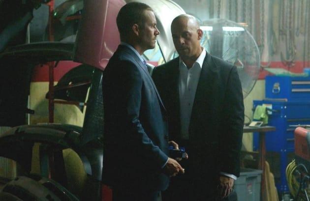 Fast and Furious 7 Stars Vin Diesel Paul Walker