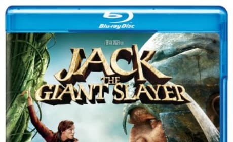Jack the Giant Slayer DVD/Blu-Ray