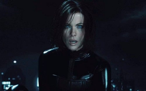 Kate Beckinsale as Selene in Underworld Awakening