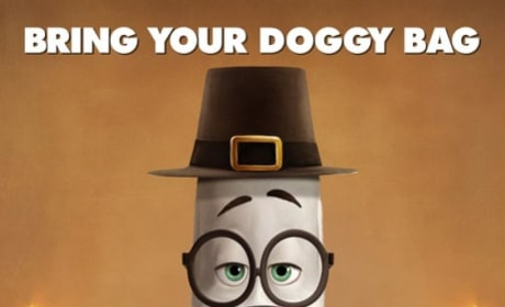 Mr. Peabody & Sherman Thanksgiving Poster