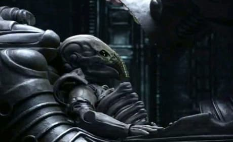 Prometheus Alien