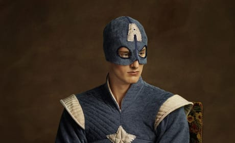 Captain America In Renaissance Times