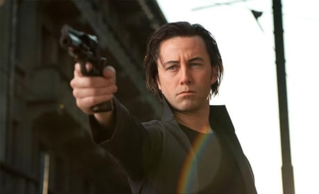 Looper Gets its First Clip: Two Joes Argue in a Diner