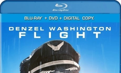 Flight DVD Review: Denzel Washington Takes Off